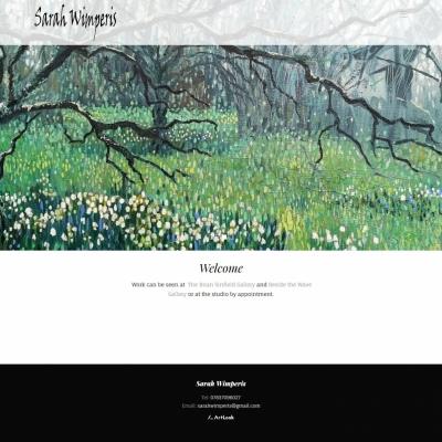 "SARAH WIMPERIS | <a href=""http://www.sarahwimperis.co.uk/"">www.sarahwimperis.co.uk/</a>"