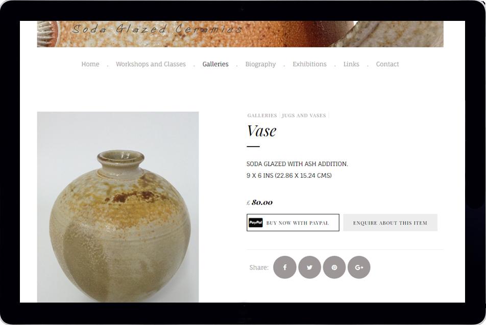 Websites for Artists - Artlook Software
